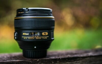 Nikon 58mm F1.4G Review